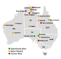 MINING IN AUSTRALIA -